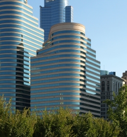 Fifth Street Towers 1
