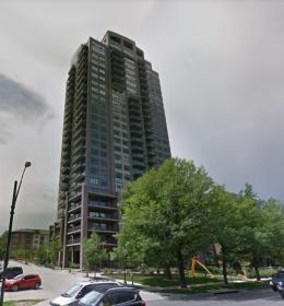 The Pinnacle at City Park South Tower 1