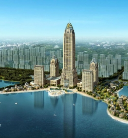 Jiujiang International Finance Center