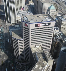 US Bank Tower - Westin Hotel