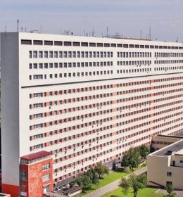 Городская клиническая больница имени С .С. Юдина