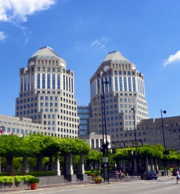 Procter & Gamble World Headquarters