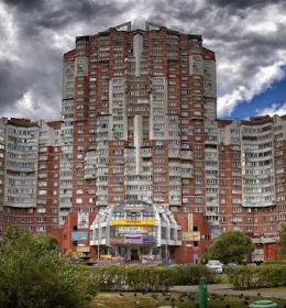 Дом на ул. Жулебинский бульвар 25