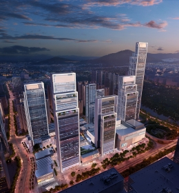 China Resources Dachong Redevelopment Project Side Tower 1