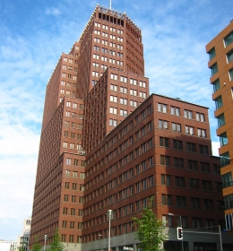 Кольхофф-тауэр (Kollhoff Tower)