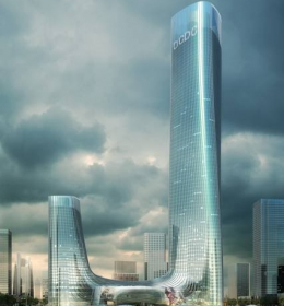 Dacheng Financial Business Center Tower A