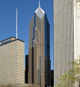 Two Prudential Plaza (Пруденшал плаза 2)