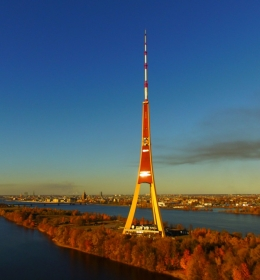 Riga Radio & TV Tower