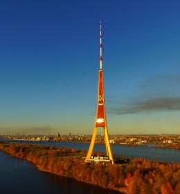 Riga Radio & TV Tower
