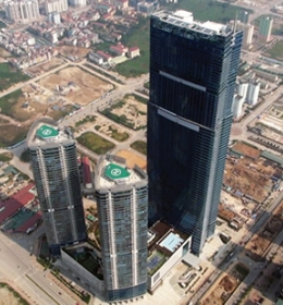 Keangnam Hanoi Landmark Tower