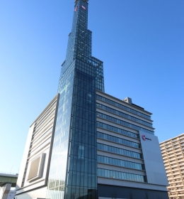 Chukyo TV Broadcasting new Headquarters