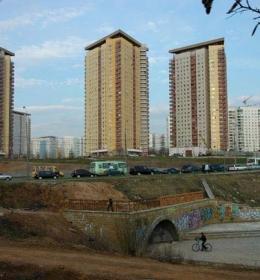 Дом на ул. Никулинская ул. 12-1