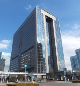 NTT Makuhari Building