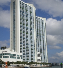 One Miami West Tower