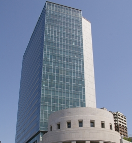 Osaka Stock Exchange Building
