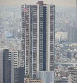 Osaka Fukushima Tower