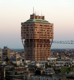 Башня Веласка (Torre Velasca )