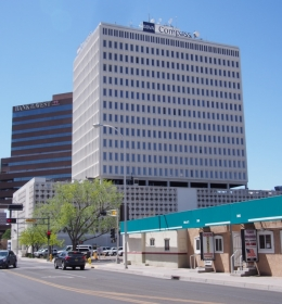 Compass Bank Building