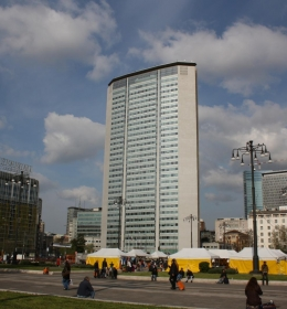 Башня Пирелли (Pirelli Tower)