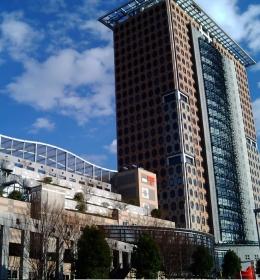 Saitama Shintoshin MPT Building