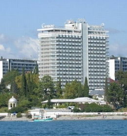 Башня Sea Galaxy Hotel Congress & SPA
