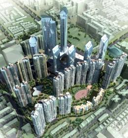 Shimao Wulihe City T5