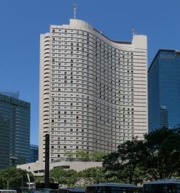 Shinjuku Kokusai Building - Hilton Tokyo