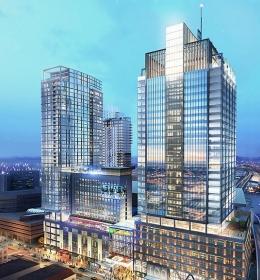 Hub on Causeway Residential & Hotel Tower