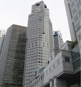United Overseas Bank Plaza Two