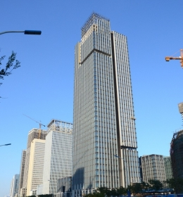 Binhai Cathay Tower