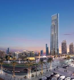 Vida Residence Downtown Dubai
