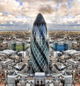 Мэри-Экс (30 St Mary Axe)