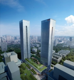 Shenzhen Bay Ecocity B-Tech Tower 1