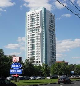 Дом на ул. проспект 60-летия Октября, 8