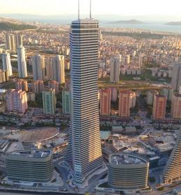 Metropol Tower Istanbul (Башня Метрополь Тауэр Стамбул)