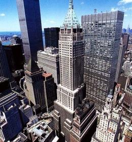 40 Wall Street - The Trump Building (Башня Уолл-стрит 40 - Трамп-билдинг)