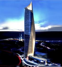 Al Hamra Tower (Башня Аль-Хамра)