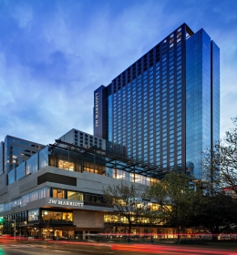 JW Marriott Convention Center Hotel