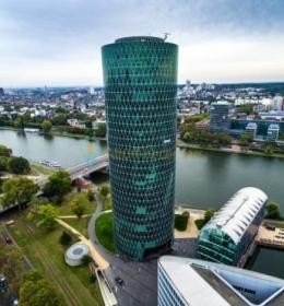 Башня Вестхафен (Westhafen Tower)