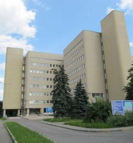 Городская клиническая больница № 15 им. О. М. Филатова