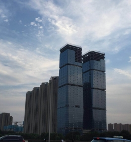 Taiyuan Sea La Cite Towers