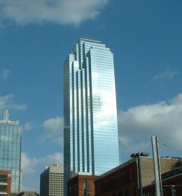 Bank of America Plaza (Банк Америки )