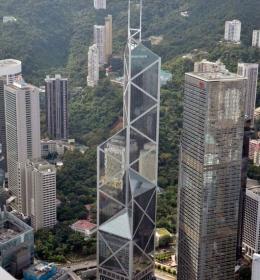 Bank of China Tower (Башня Банка Китая )