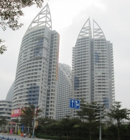 Coast International Tower 2