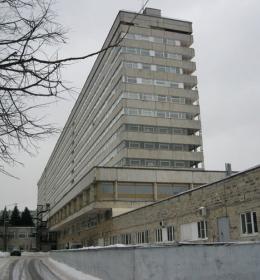 ГКБ имени В.М. Буянова