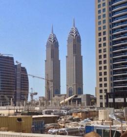Al Kazim Tower One (Первая Башня Аль-Казим)