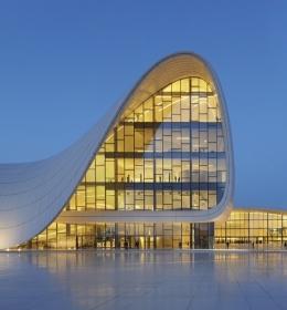 Центр Гейдара Алиева / Heydar Aliyev Cultural Center