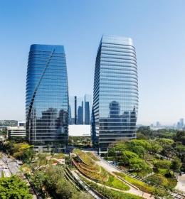Sao Paulo Corporate Tower A, B