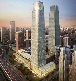 China World Trade Centre Phase 3B (Китайский центр международной торговли Фаза 3B)