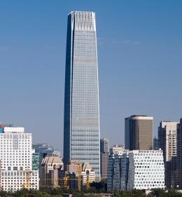 China World Trade Center Tower 3 (Китайская международная торговая башня 3 )